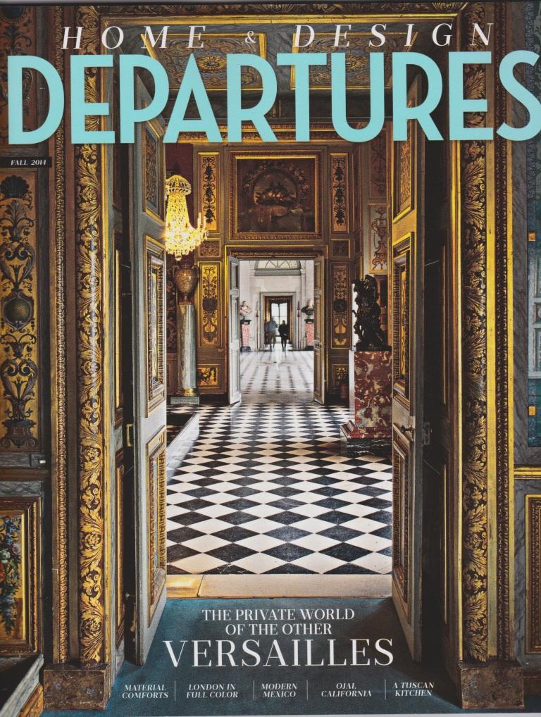 Departures Winter 2014 cover